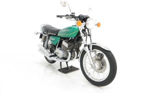 Kawasaki KH400-A4 Triple