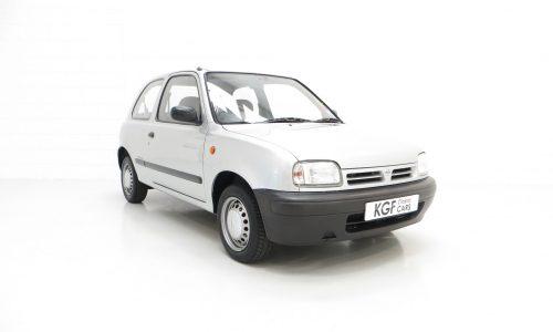 Nissan Micra 1.0L