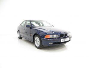 BMW E39 523i SE
