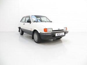 Ford Fiesta MK2 1.4 Ghia