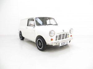 Austin Morris Mini Van