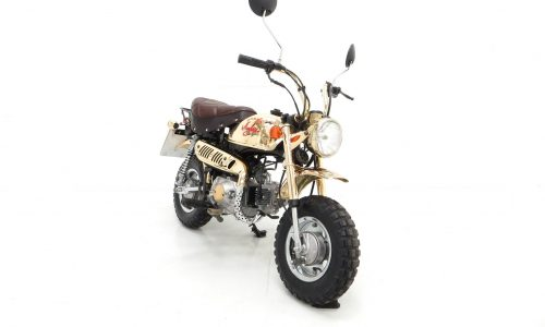 Honda Z50JF Gold Limited Edition