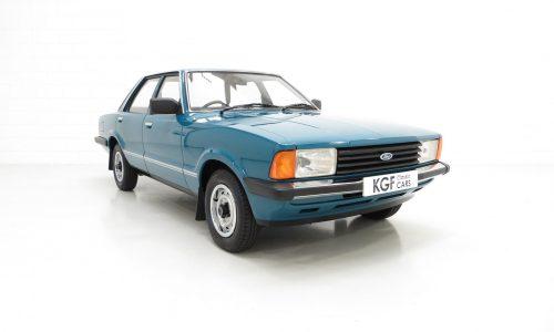 Ford Cortina 1600L
