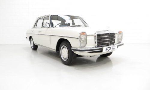 Mercedes-Benz 200 W115