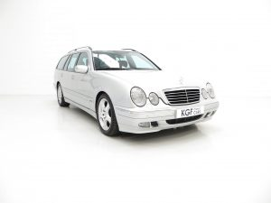 Mercedes-Benz E320 CDI Avantgarde