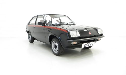 Vauxhall Chevette Silhouette