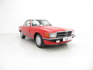 Mercedes Benz 420SL R107