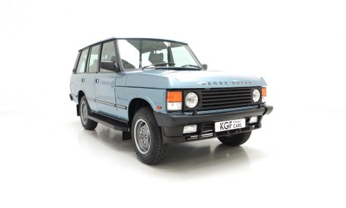Range Rover Classic Vogue Turbo D