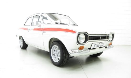 Ford Escort RS Mexico