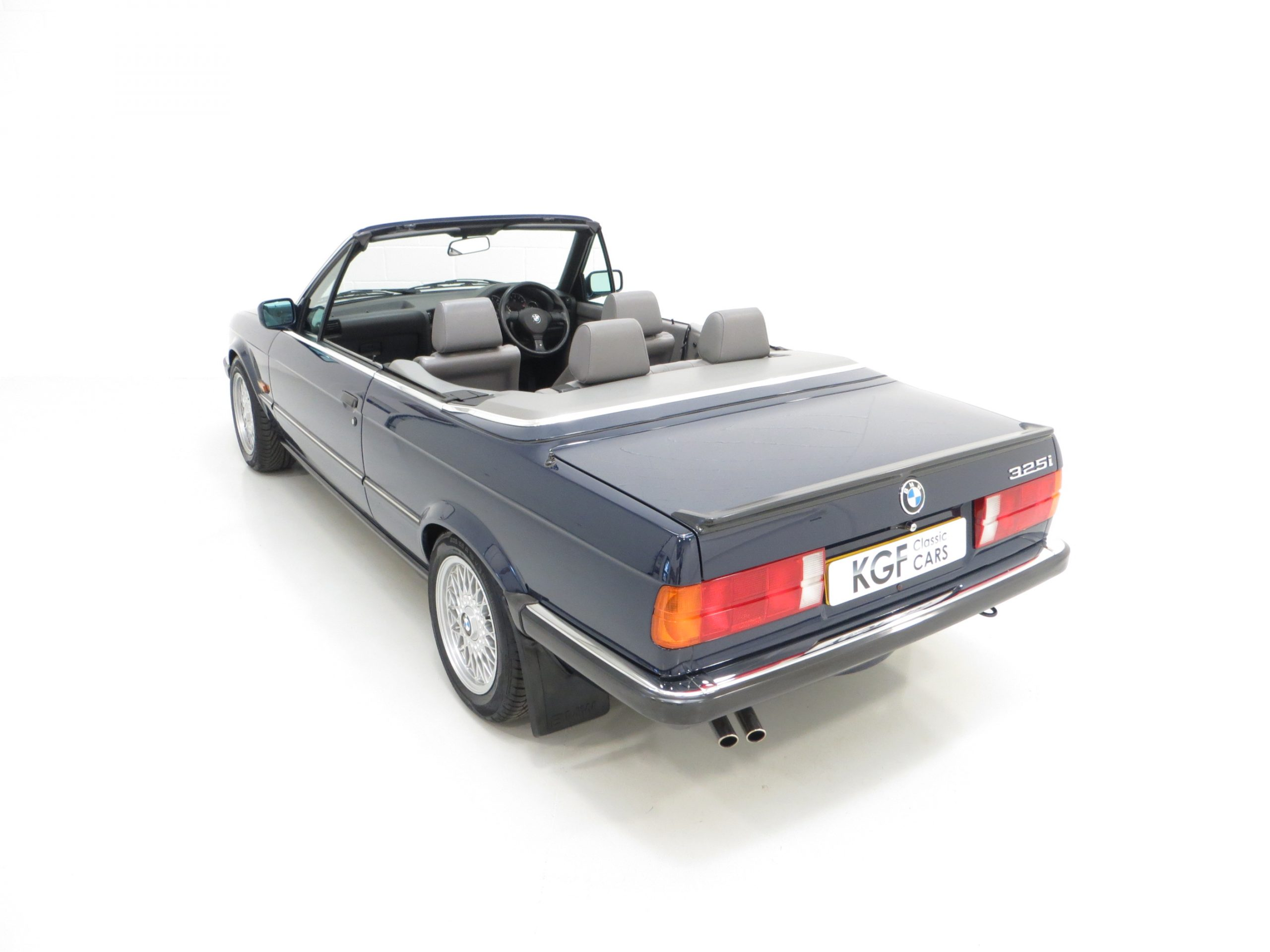 Bmw E30 325i Convertible Kgf
