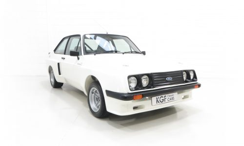 Ford Escort Mk2 RS2000 X Series