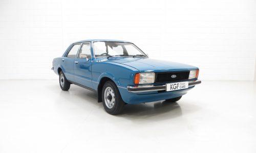 Ford Cortina Mk4 1600L FNK465T