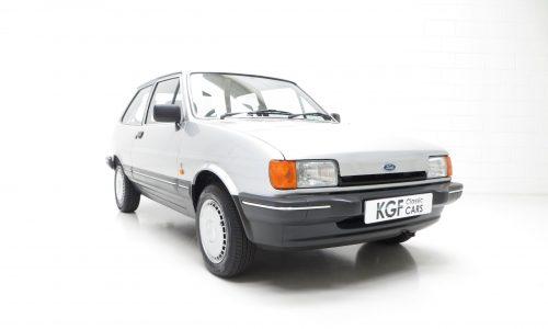 Ford Fiesta Mk2 1100Ghia