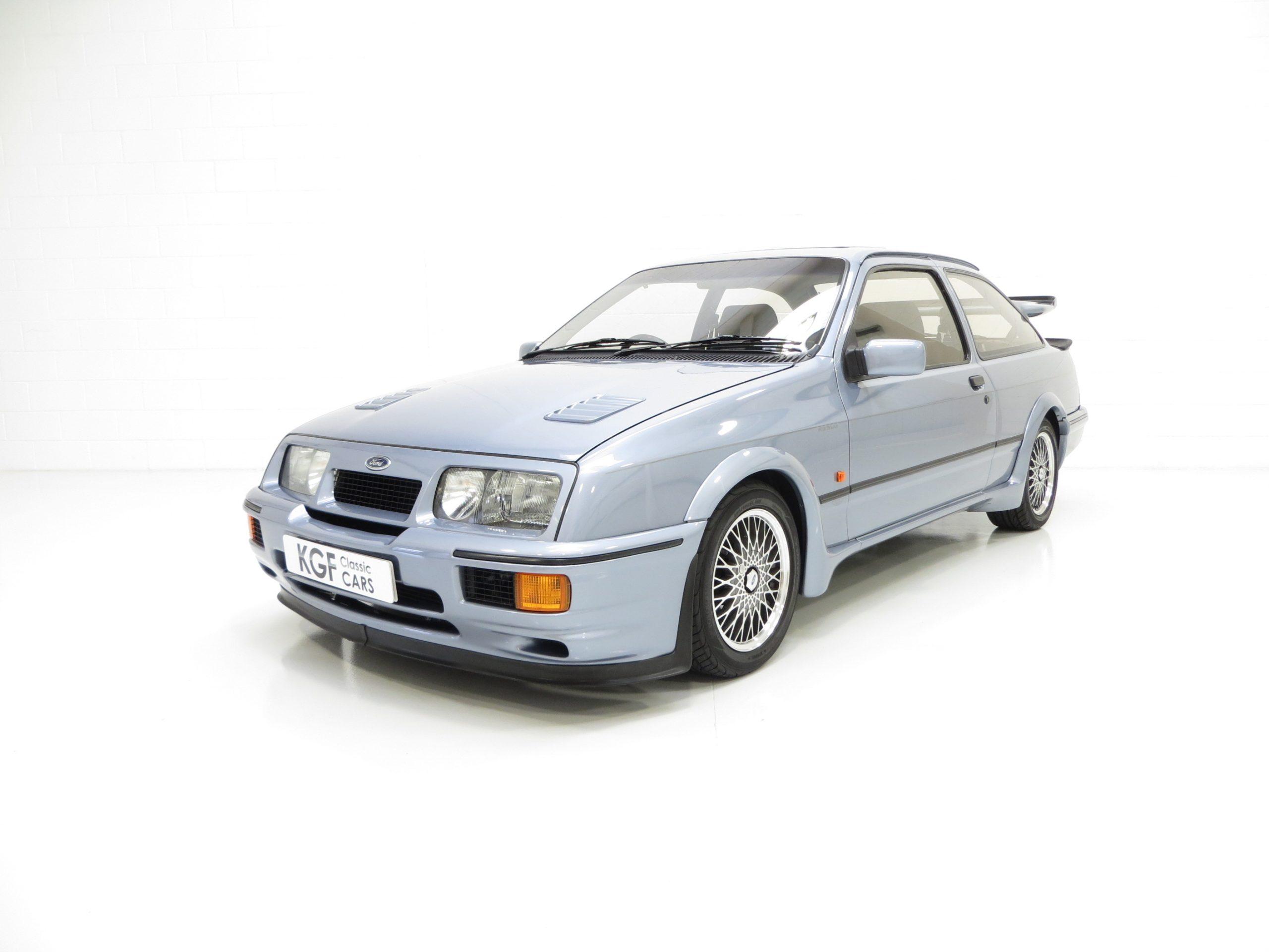 Ford Sierra Rs500 Cosworth  U2013 Kgf