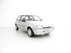 Ford Fiesta Mk3 Cabaret