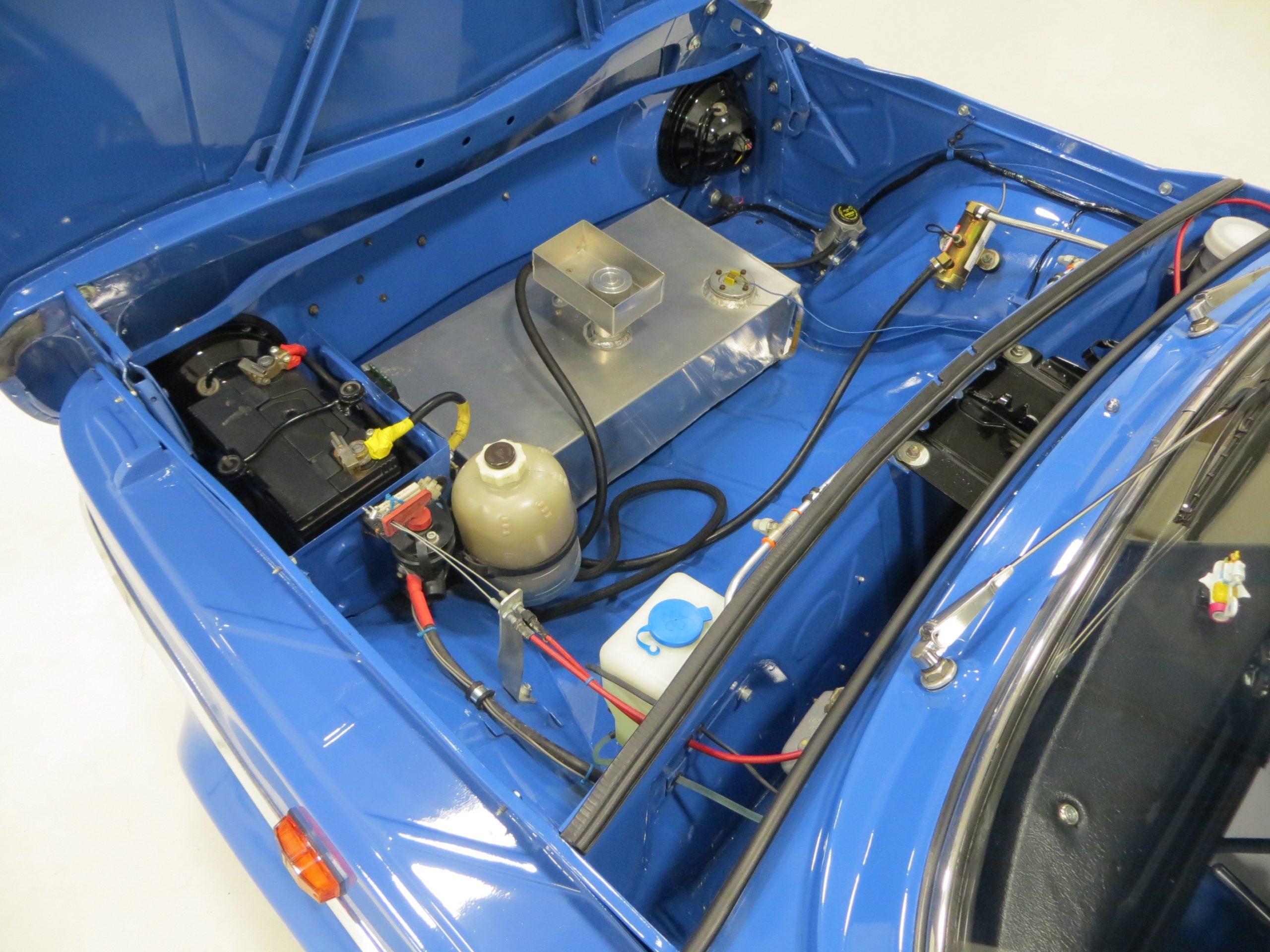 Renault 8 Gordini R1134 Kgf