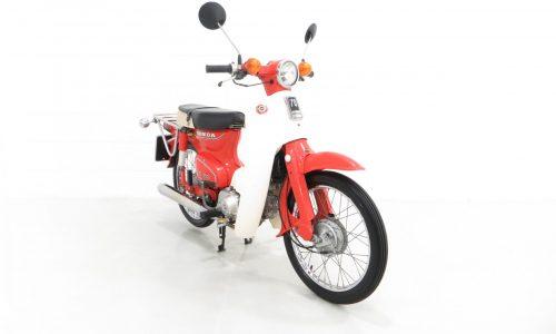 Honda C70-C