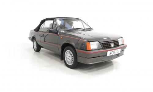 Vauxhall Cavalier 1.8i Convertible