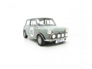 Morris Mini Mk1 Cooper S 970cc