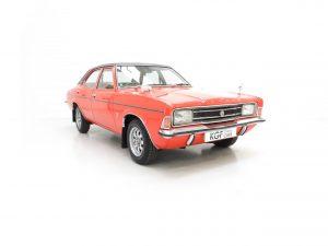 Ford Cortina Mk3 2000E