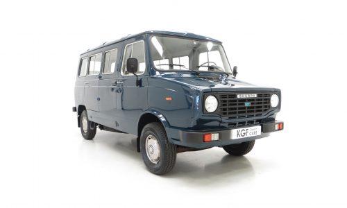 Leyland Sherpa 250 Minibus