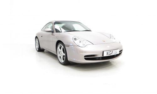 Porsche 996 911 Targa