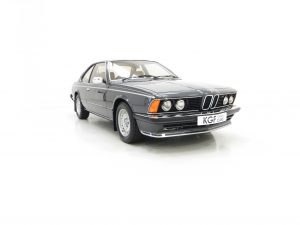 BMW E24 635 CSi Coupe