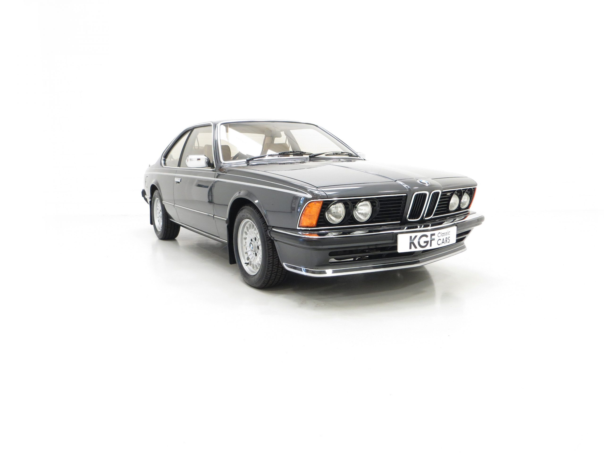 Bmw E24 635 Csi Coupe Kgf