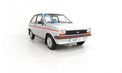 Ford Fiesta Mk1 Million