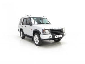 Land Rover Discovery TD5 XS