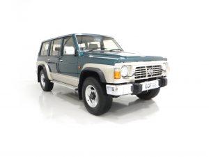 Nissan Patrol GR SE