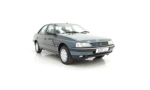 Peugeot 405 GRI