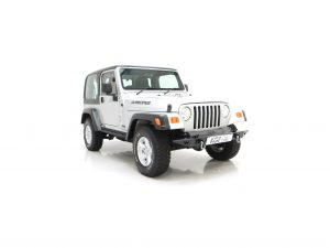 Jeep Wrangler TJ Jamboree