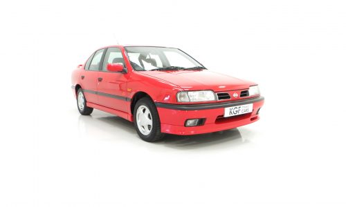 Nissan Primera SRi