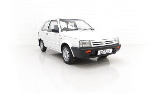 Nissan Micra 1.0 Premium