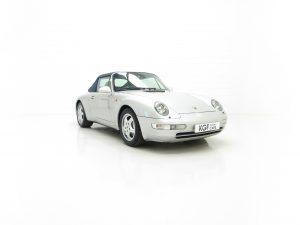Porsche 993 911 Carrera 4 Cabriolet