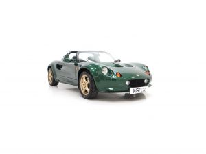 Lotus Elise S1 50th Anniversary