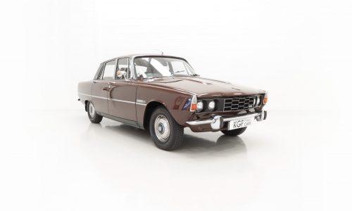 Rover P6 2200TC