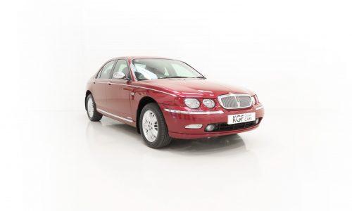 Rover 75 Connoisseur V6